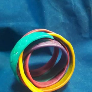 Arcilla polimérica - Brazalete