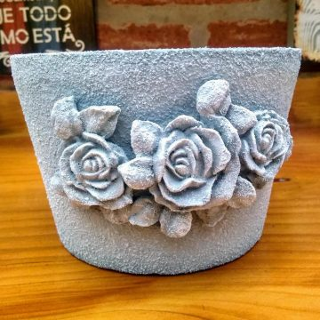 Arte Mix Media - Falsos acabados - Imitación cemento